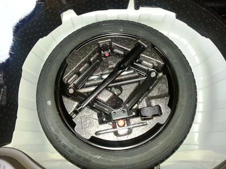 Vauxhall Mokka Dimensions >> spare wheel - Vauxhall Mokka Forums