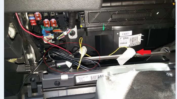 How to: Install a dashcam - Vauxhall Mokka Forums - Page 1